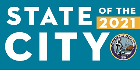 2021 Dana Point State of the City tickets