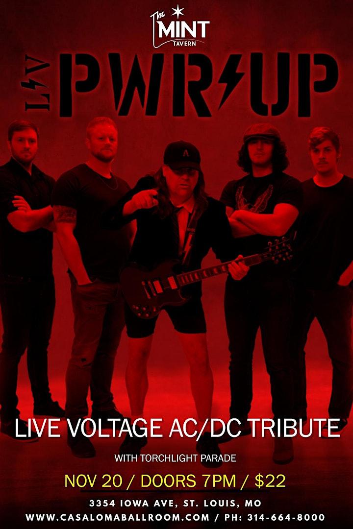 Live Voltage The MINT Las Vegas image