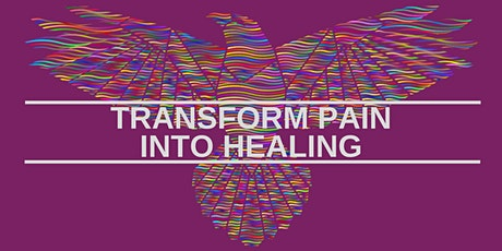 Copy of Transform Pain Into Healing: Access Flowing Energy With Purpose tickets