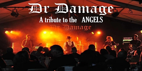 Dr Damage-Tribute to the ANGELS tickets