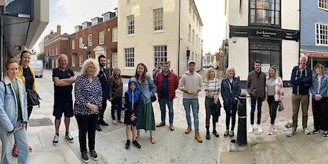 Canterbury The Hidden City Tour tickets