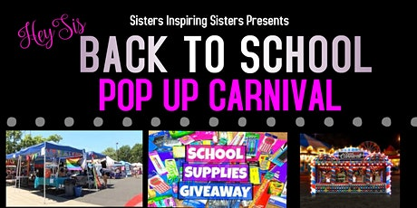 Back to School Pop Up Carnival tickets