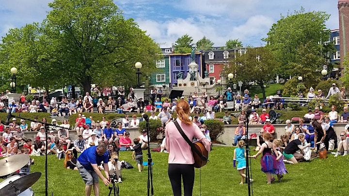 City of St. John's Music @ Harbourside image