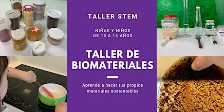 Diseñador@s de materiales sustentables: bioplásticos entradas