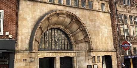 The Story of the Whitechapel Art Gallery tickets