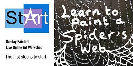 Sunday Painters: Spiders Web tickets