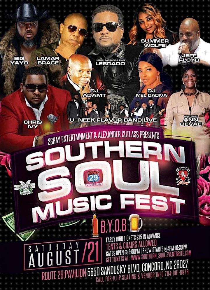 SOUTHERN SOUL MUSIC FEST image