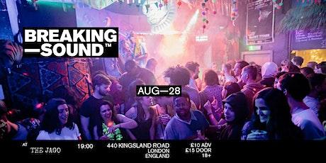 Breaking Sound London  feat. The Doolallys, Della B tickets