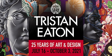 Tristan Eaton: All At Once tickets