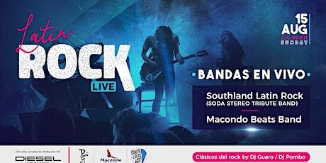 LATIN ROCK LIVE tickets
