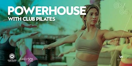 Powerhouse - Free Pilates Class (8/4) tickets