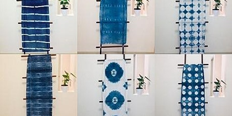 Introduction to Shibori Design  & indigo dyeing(Brisbane) tickets