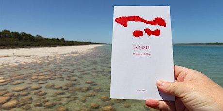 ONLINE Launch of Fossil III  fictiõnella artist's  book by Perdita Phillips tickets