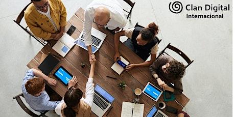 Reunión de negocios (Clan Digital Internacional) entradas