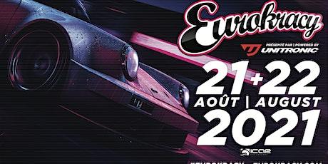 EUROKRACY 2021 billets