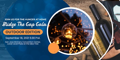 Hunger at Home Bridge the Gap Gala – Outdoor Edition tickets