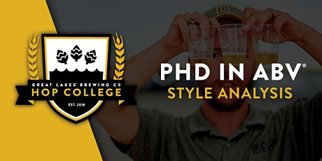 Virtual Hop College: Style Analysis - Summer Beers tickets