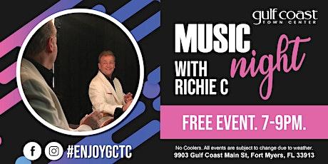 Music Night with Richie C. tickets