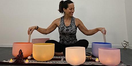 Yoga Flow + Sound Bath Meditation tickets