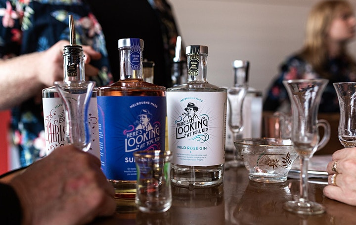 Melbourne Whisky Week: Here's Looking at You Kid - Make Your Own Gin image
