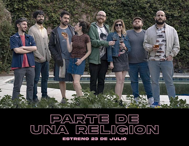 Imagen de Parte de una religión