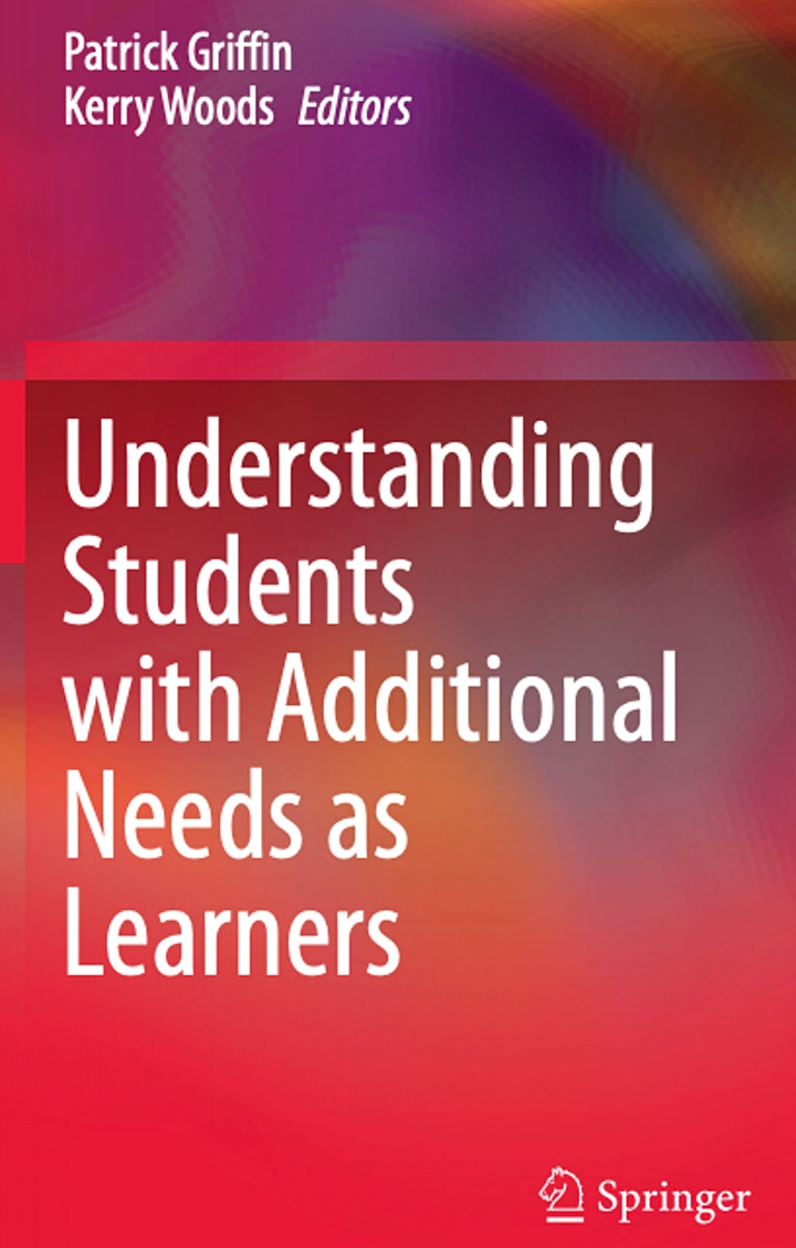 """""""Understanding Students with Additional Needs as Learners"""" Book Launch image"""