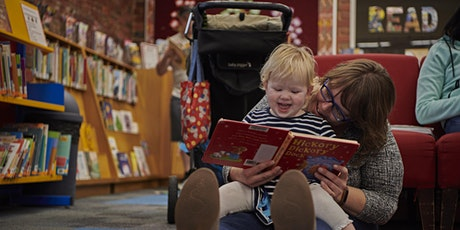 Fawkner Library Storytime tickets