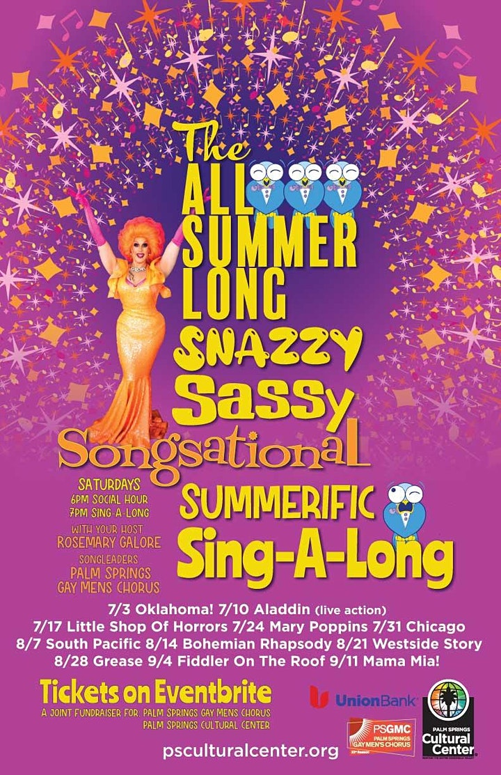SUMMER SING-A-LONG: MARY POPPINS image