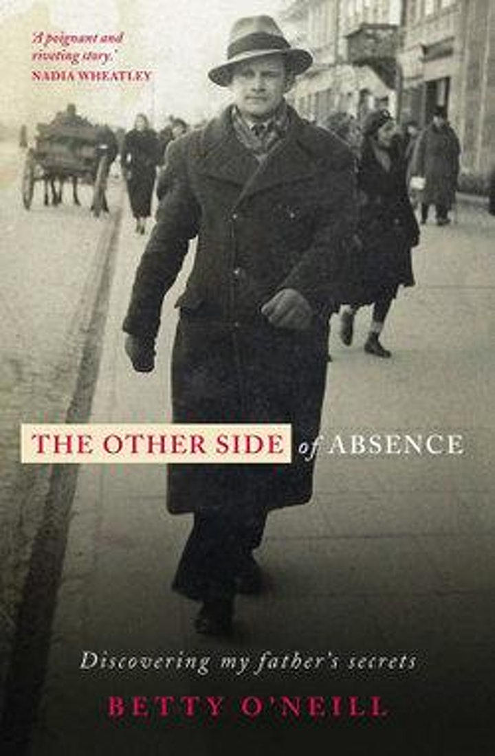 Family History Month: Author Talk Betty O'Neill - The Other Side of Absence image