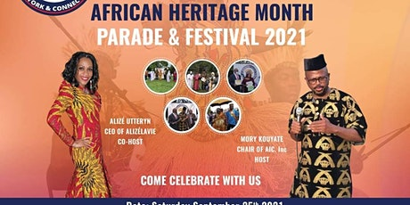 African Heritage Month Parade &Festival tickets