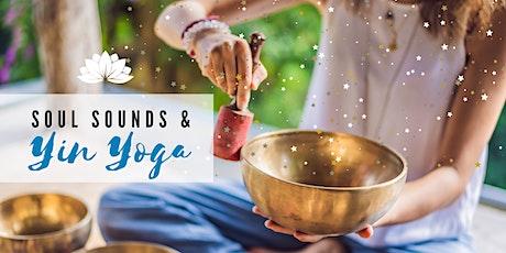 Soul Sounds & Yin Yoga tickets