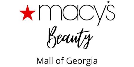 Macys   Beauty tickets