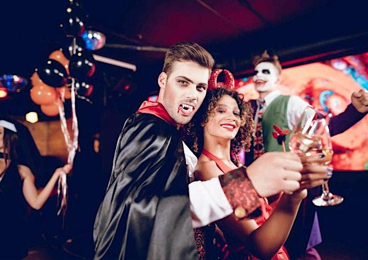 Halloween Latin Fiesta Cruise image