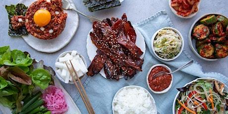 Korean Banquet Masterclass tickets