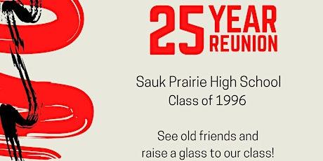 Class of 1996 25th Class Reunion tickets