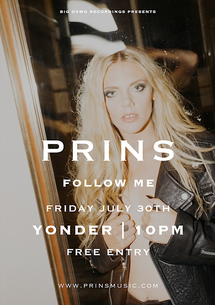 PRINS - Follow Me - Queenstown - FREE image