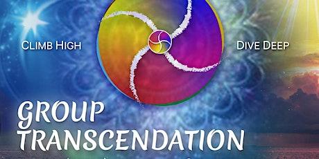 Group Transcendation tickets