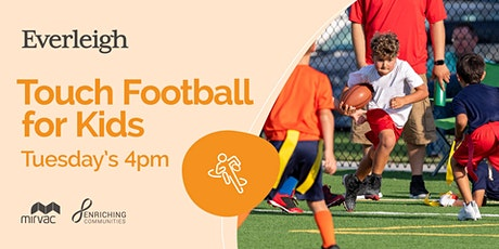 Touch Football for kids tickets