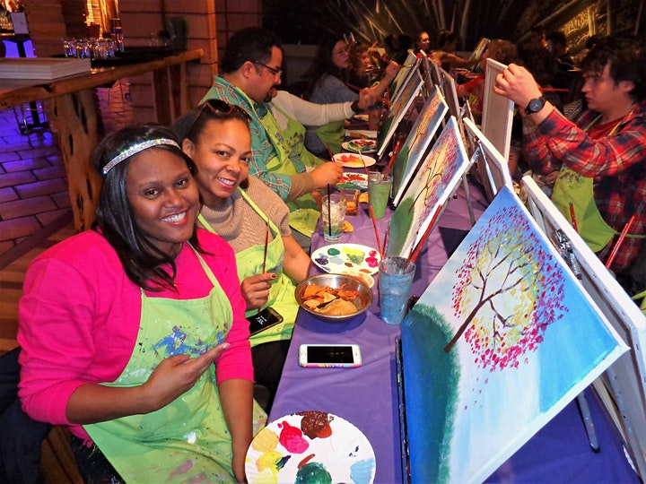 Paint Nite at The Point After North image