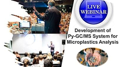 Microplastics Analysis Workshop tickets