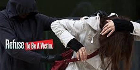 WOMEN'S - Refuse To Be A Victim! Crime Prevention NATIONAL ONLINE Event tickets