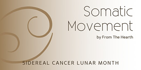 New Moon in Cancer Somatic Movement tickets