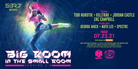 Big Room In The Small Room: VERSION 2.0 tickets