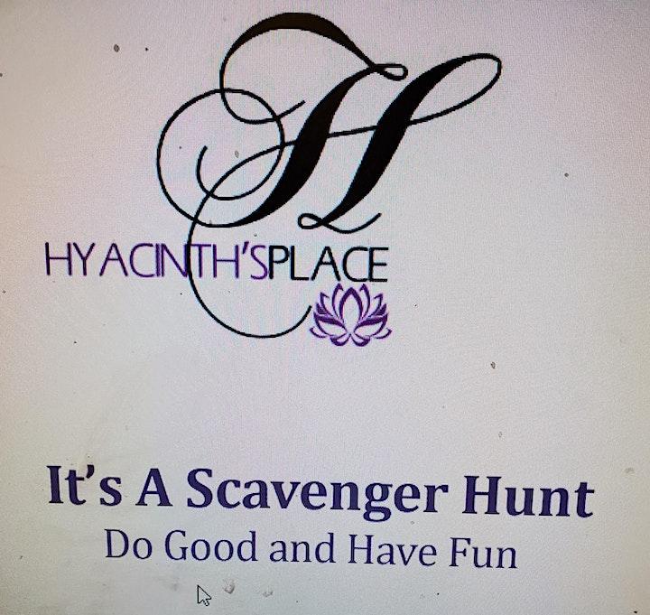 Washington DC Scavenger Hunt Supporting Hyacinth's Place image
