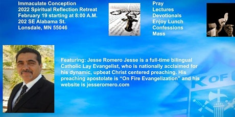 Immaculate Conception Spiritual Reflection Retreat tickets