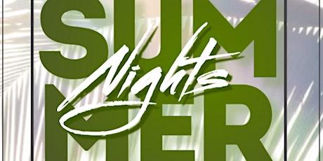 Summer Nights on the Hudson tickets