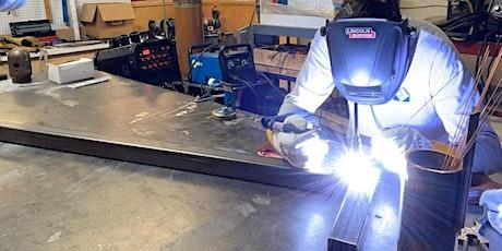 Intro to TIG Welding – Steel tickets