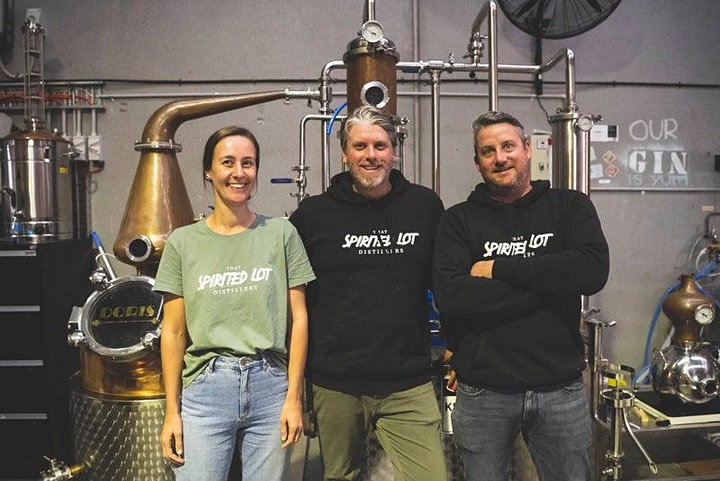 That Spirited Lot Distillers Gin Master Class image