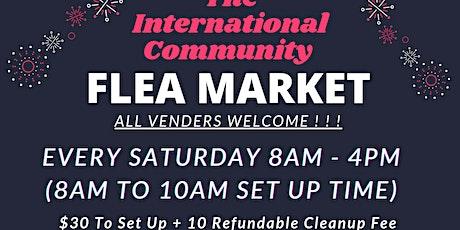 Flea Market tickets
