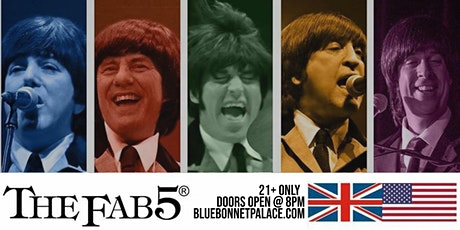 The Fab 5 tickets